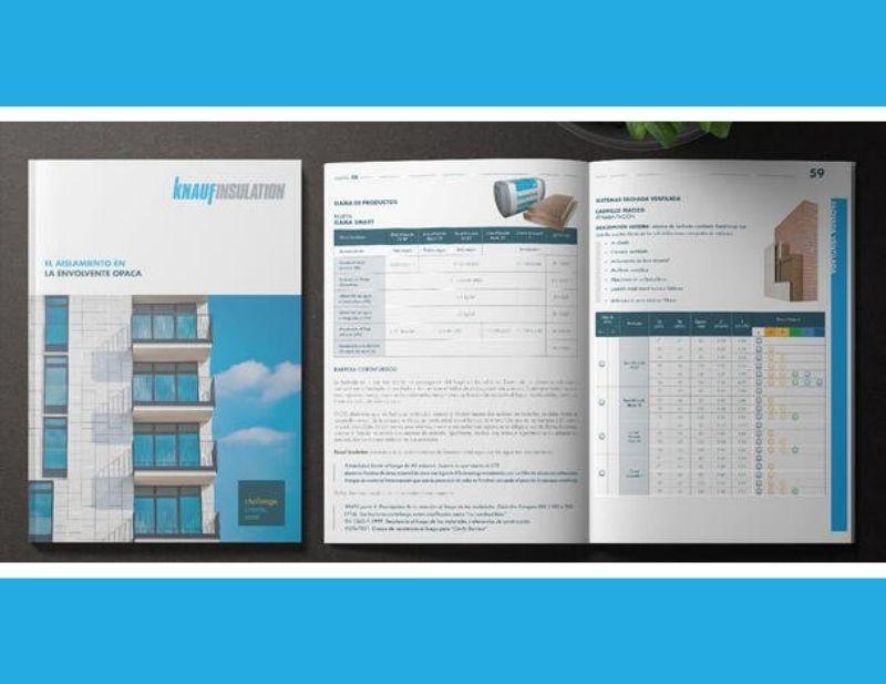 Knauf - soluciones para fachada y cubierta