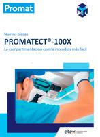 Documentación placa PROMATECT-100X de PROMAT