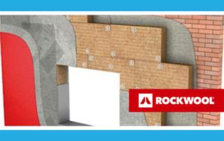 Lana de roca ROCKWOOL para la envolvente