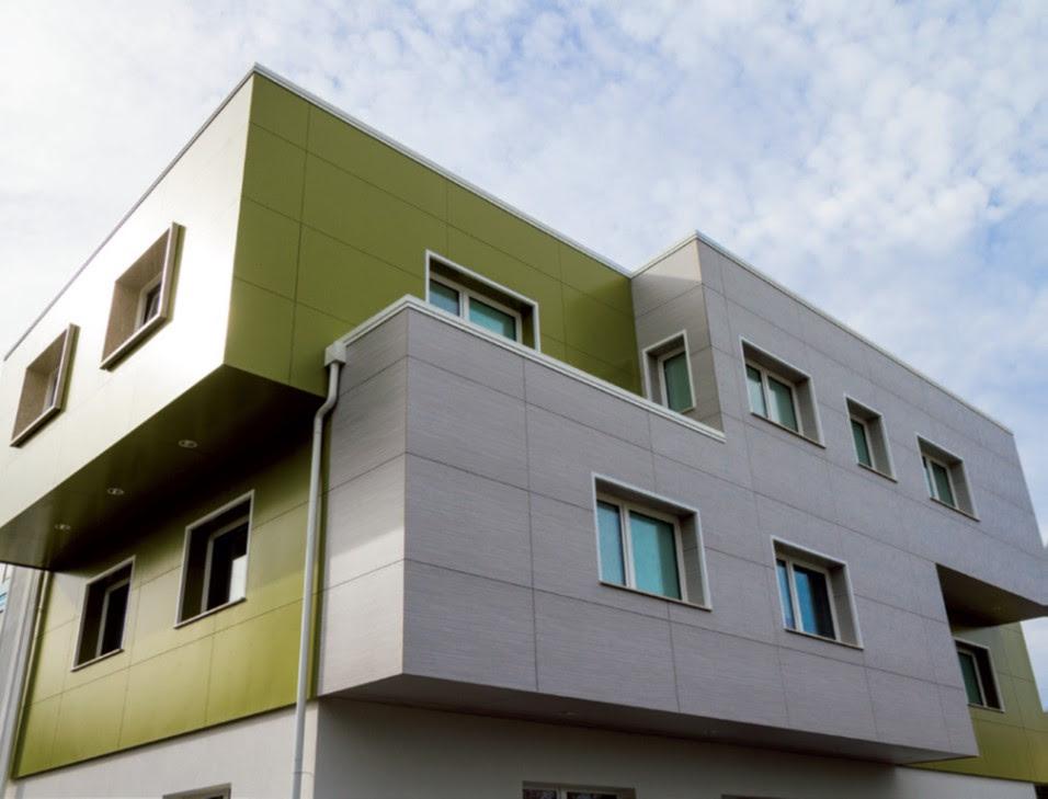 Sistema REDAir para fachada Ventilada