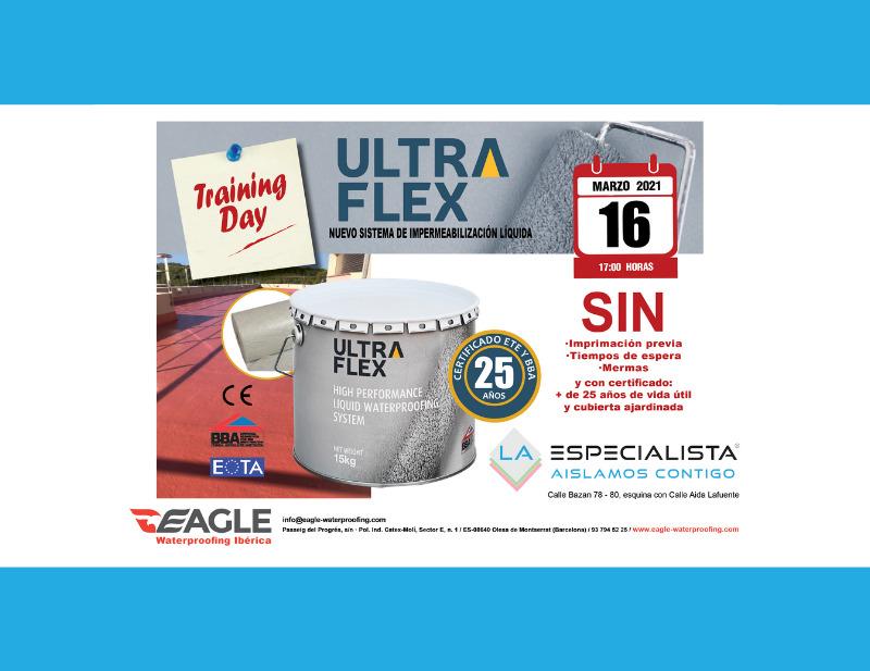 Jornada de demostración ULTRAFLEX en La Especialista Gijón