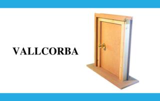 Comunicado subida de precios VALLCORBA - Puertas MDF