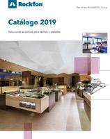 ROCKFON Catálogo 2019