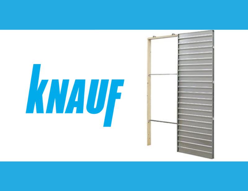 Armazón de puertas correderas PYL Knauf