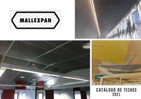 Catálogo de Techos MALLEXPAN 2021