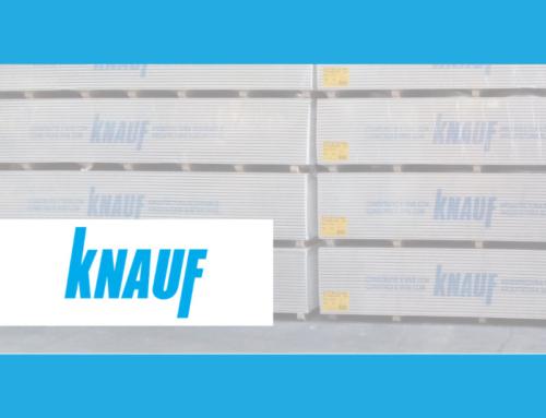 Comunicado: Actualización de precios Knauf