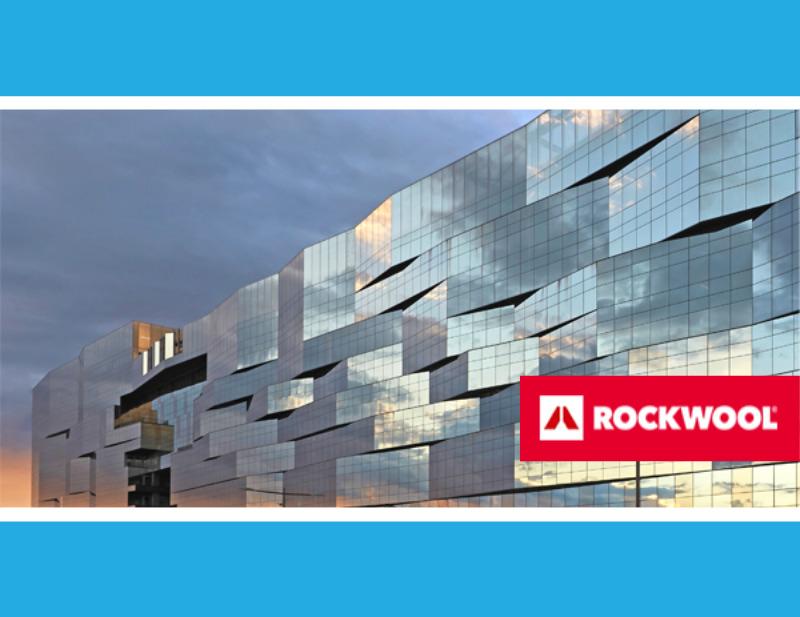 Soluciones de franja cortafuego ROCKWOOL para fachada ligera