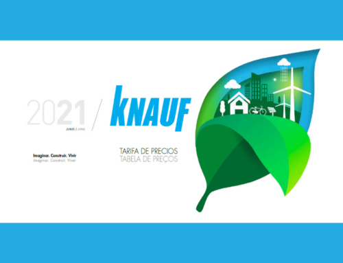 Nueva Tarifa de Precios Knauf