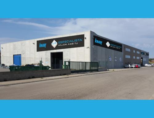 ¡Apertura de nuevo almacén de LA ESPECIALISTA en Girona!